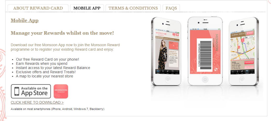 monsoon mobile app