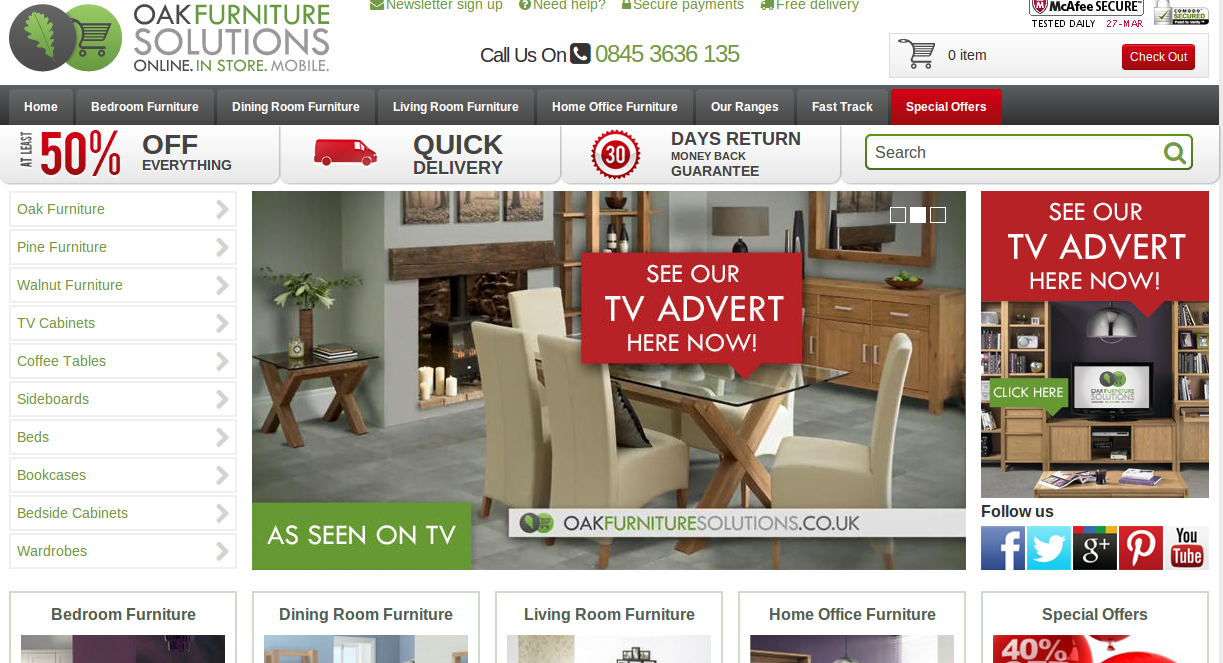 Nice More Information About Oak Furniture Solutions