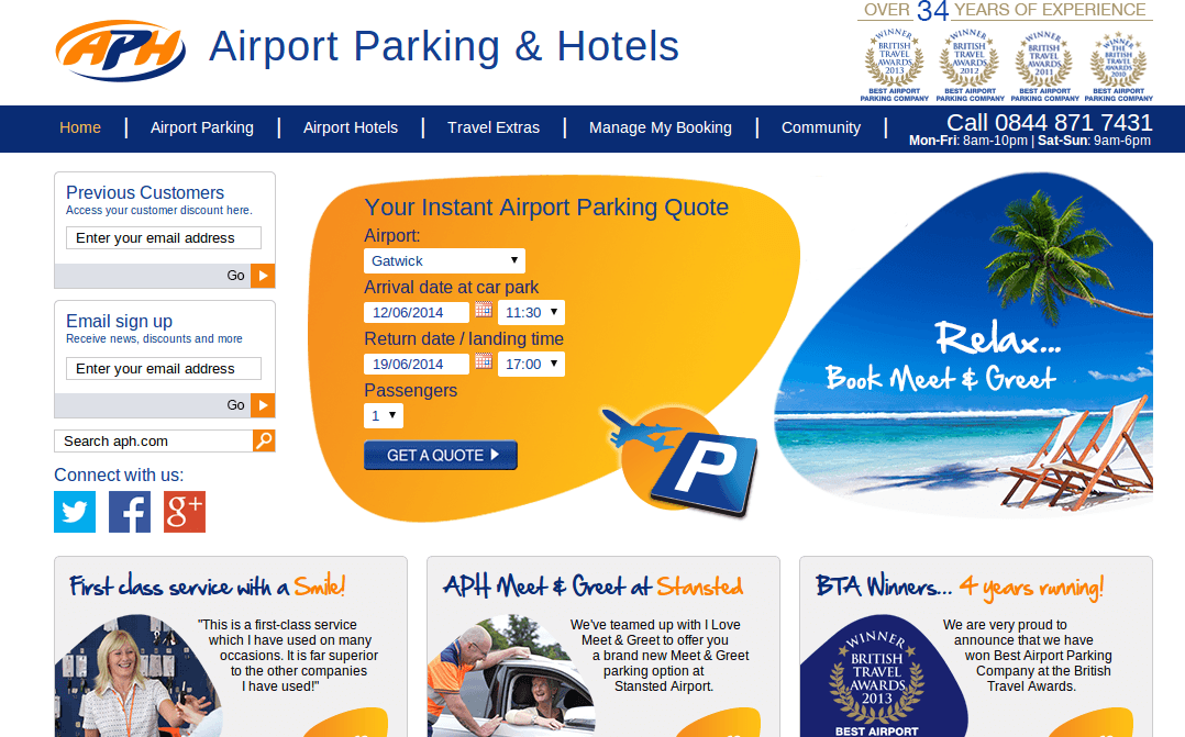 Get cheap airport parking deals with our discount and voucher codes. All of our airport parking and transfer deals are valid for December New codes for airport parking & transfers. Straight to your inbox. Send Me New Codes. Get Deal View all Stansted Airport Car Park voucher codes. i Terms Share Save Exclusive. Code.
