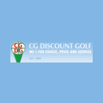 CG Golf logo