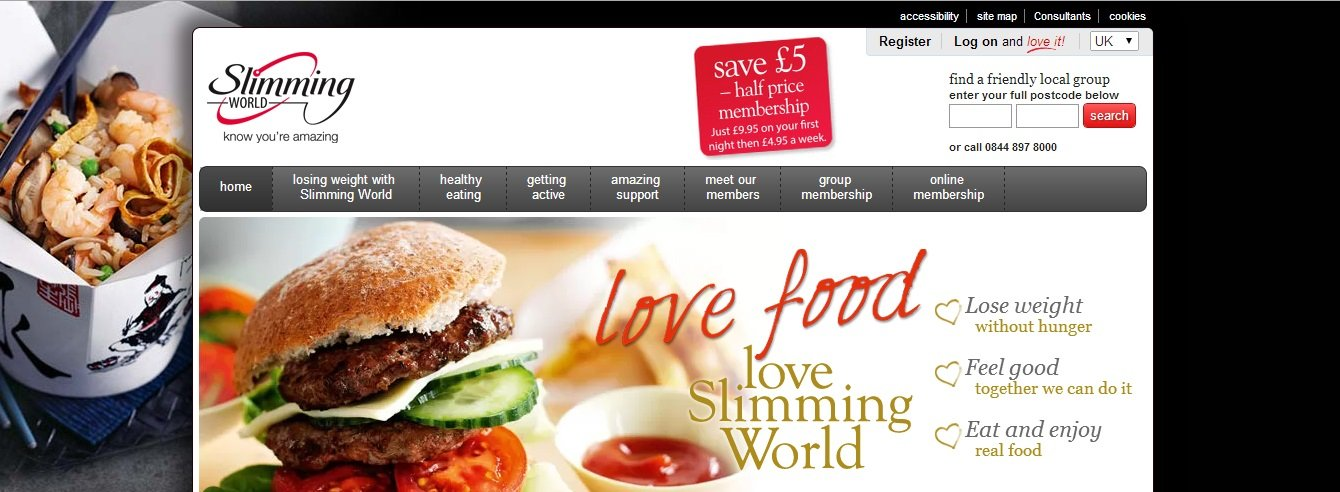 Slimming World Vouchers Offers May 2018 My Voucher Codes