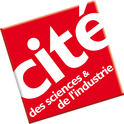 La Cité des Sciences & de l'Industrie logo