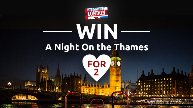 WIN A Night On The Thames For 2