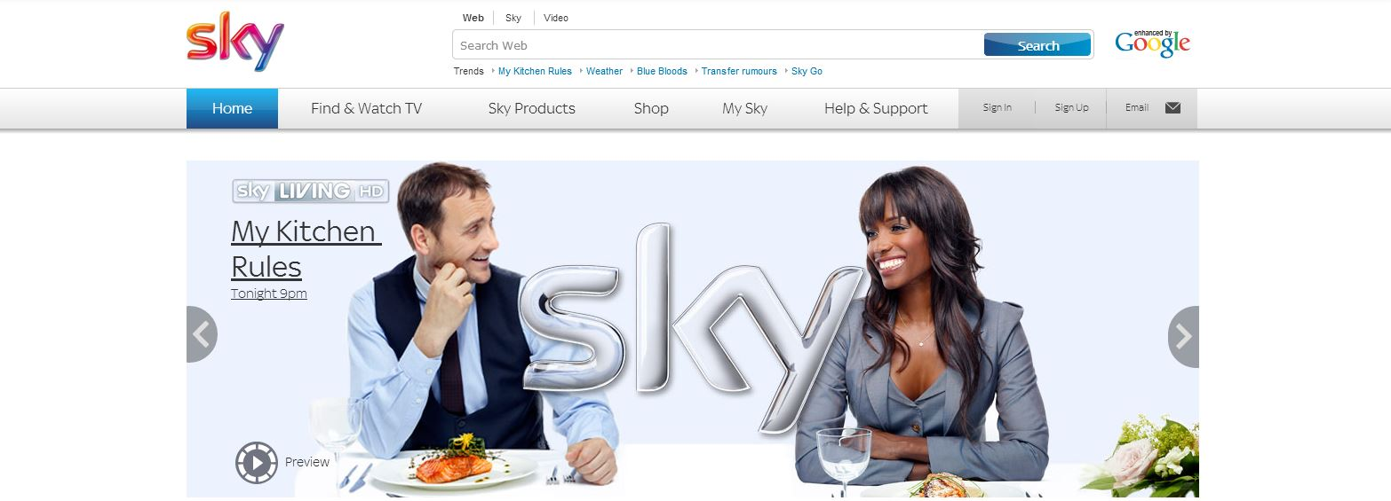 Sky offers, voucher codes and free donations Sky is Europe's leading entertainment company. Sky offers the best and broadest range of content, deliver market-leading customer service and use innovative new technology to give customers a better TV experience, whenever and .