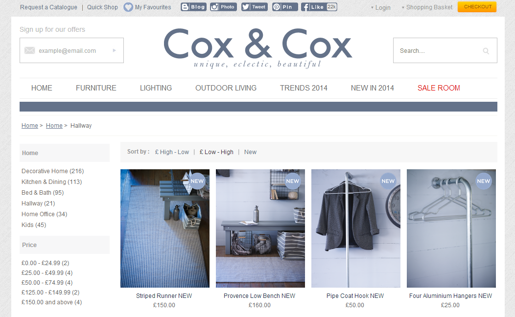 Save with these Cox and Cox voucher codes valid in December Choose from 11 verified Cox and Cox vouchers and offers to get a discount on your online order.