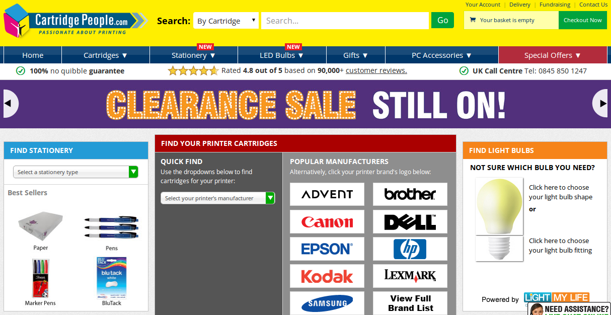 ID to Use We have a dedicated team searching for the latest Cartridge Shop coupons and Cartridge Shop codes. Simply enter the Cartridge Shop promo code at checkout and save money today. Find the best offers at Voucher Codes UAE for saiholtiorgot.tk, remember to check us regularly before buying online to get Cartridge Shop vouchers.