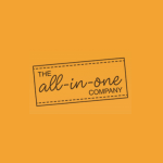 The All in One Company logo