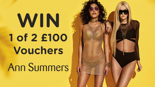 WIN 1 of 2 Vouchers With Ann Summers