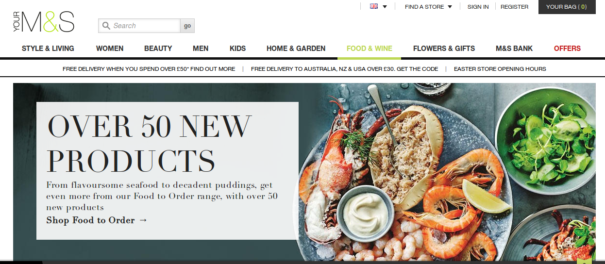 Marks And Spencer Wine Voucher Codes Amp Offers 2017