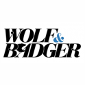 Wolf and Badger logo