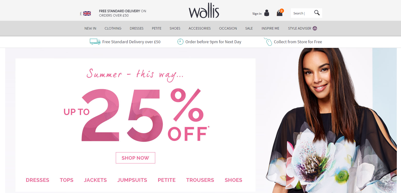 Wallis Voucher Codes. Get the best high-street fashion discounts with a Wallis discount code from The Independent. Make use of our tried and tested Wallis voucher code to get attractive discounts.