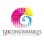 123consommables logo