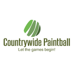 Countrywide Paintball logo