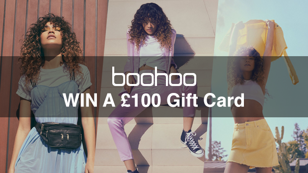 WIN A £100 Gift Card With Boohoo