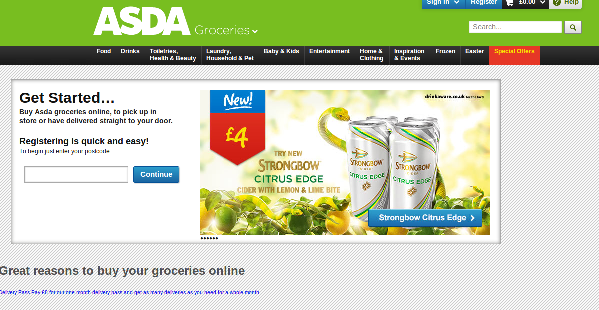 Asda Groceries Voucher Codes Amp Offers Get 50 Off My