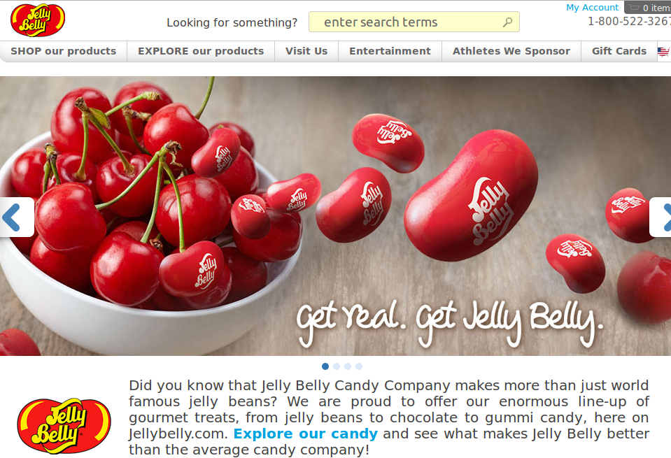 Jelly belly coupon code