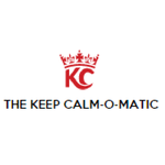 The Keep Calm-o-Matic logo